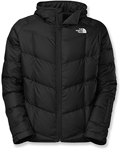 The North Face Men'S Gatebreak Down Hooded Jacket, Tnf Black, Small