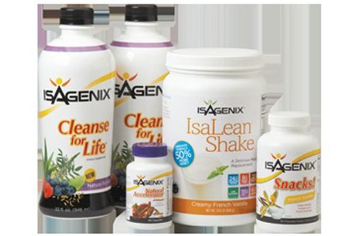 Isagenix 9 Day Cleanse Dutch Chocolate Flavor