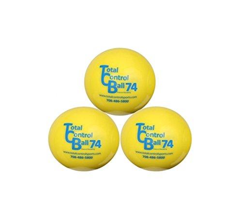Awardpedia Total Control Sports Baseball Size Batting Ball
