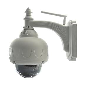 DBPOWER VA038K 3x Zoom PTZ Dome  Nachtsicht Wasserdicht Outdoor Dome überwachungskamera  BaumarktRezension