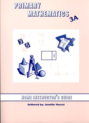 Primary Mathematics 3B: Home Instructor's Guide