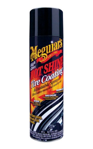 Meguiar's Hot Shine Tire Spray (15 oz)