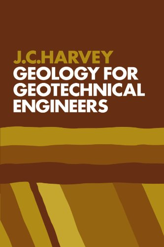Geology For Geotechnical Engineers
