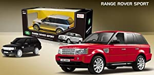Radio Control Range Rover Sport HSE 1:14 Scale Full Function in Racing Red Licensed Scale Model