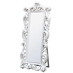 Amazon Com Ornate Carved French Baroque White Free