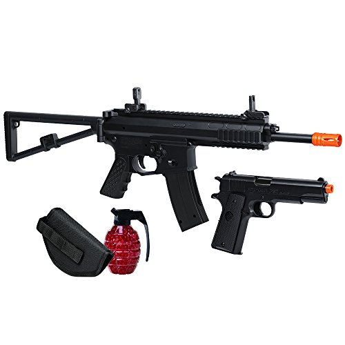 Crosman AREKT Airsoft Commando Kit (Airsoft Starter Kit compare prices)