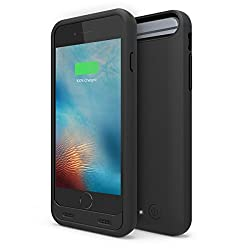 [Apple MFi Certified]1byone® 3100mAh iPhone 6/6s Battery Charger Case (4.7 Inches) [Black],External Protective iPhone 6/6s Charger Case/Charging Case/Power Case,iPhone 6/6s USB Juice Bank
