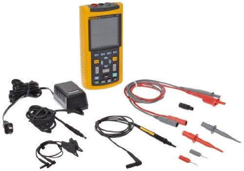 Fluke 123/003 Industrial Scopemeter, 20 Mhz Frequency