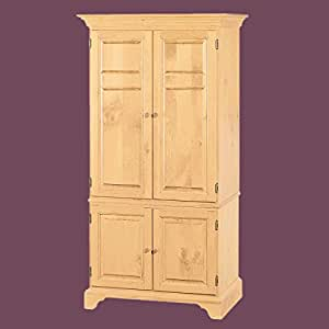 awesome amazoncom riverside furniture seville square computer armoire in