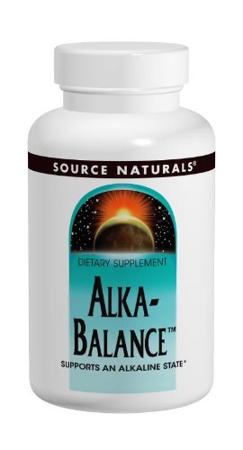 Source Naturals Alka-Balance, To Support PH Balance, 240 Tablets