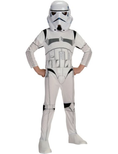 Kids-Costume Stormtroopers Kids Costume Med 8-10 Halloween Costume