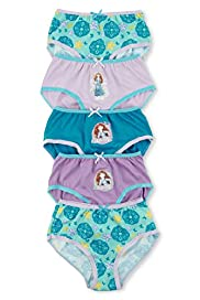 5 Pack Pure Cotton Disney Brave Briefs