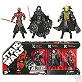 Star Wars 3.75 Inch Evolutions - The Sith Legacy 3Pk