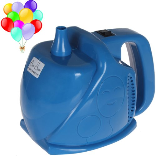 Origlam® Electric Portable Household Air Blower Electric Balloon Pump With Single Nozzle Blue Balloon Inflator