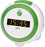 AEG MRC 4126 P Projection Clock Radio