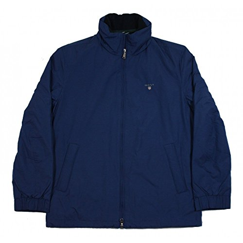 Gant Midlength-Giacca Uomo    Blue Small