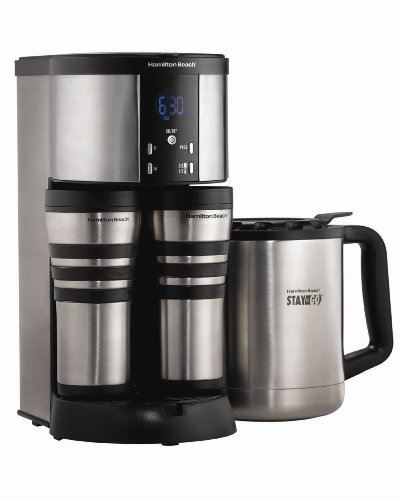 Hamilton Beach HB Deluxe Thermal Coffeemaker