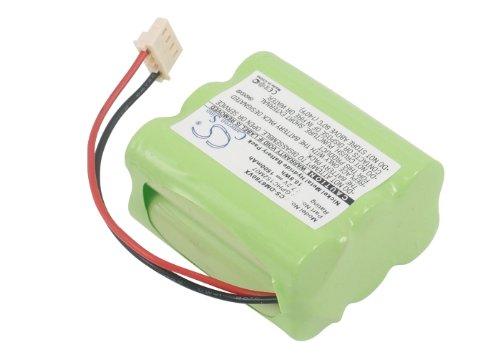 Battery2Go - 1 Year Warranty - 7.2V Battery For Dirt-Devil Gphc152M07, Mint 4200, M678, Evo M678 front-60594