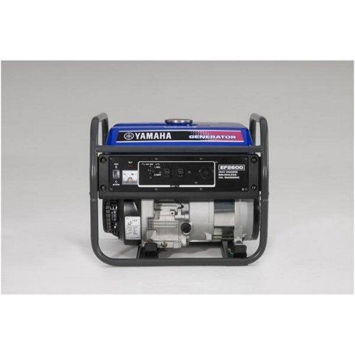Yamaha Yamaha EF2600 2,600 Watt 171cc OHV 4-Stroke Gas Powered Portable Generator (CARB Compliant)