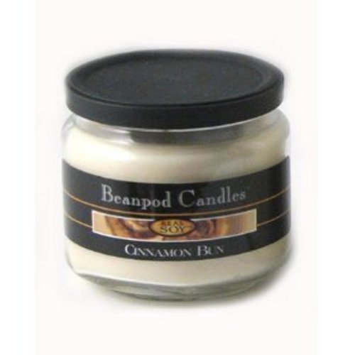 Beanpod Candles Cinnamon Bun, 4.5oz Jar