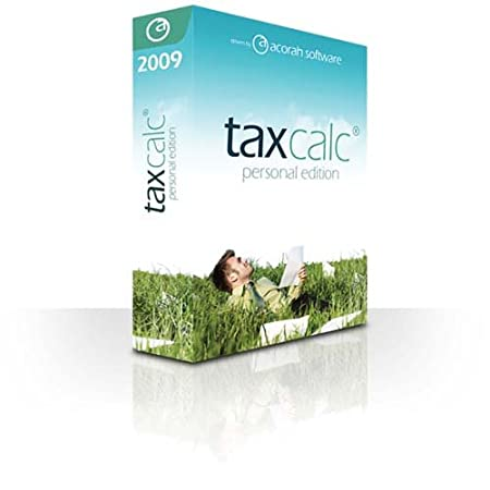 TaxCalc 2009 Personal 6