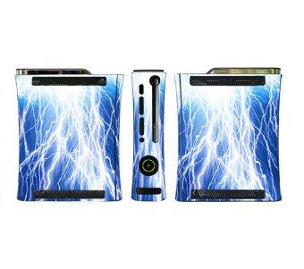 Lightning Strike Skin for Xbox 360 Console