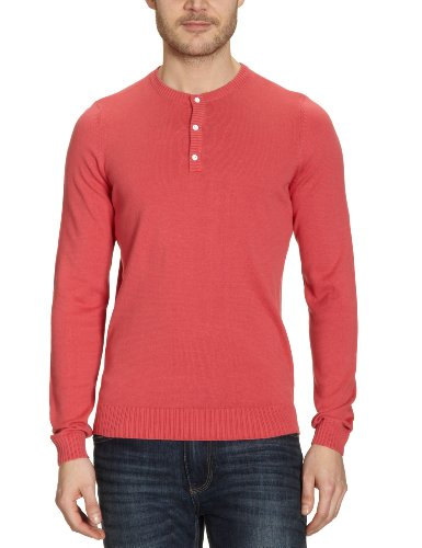 Tom Tailor Denim Men's Jumper Red XXL