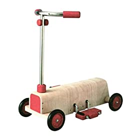 PlanToys Large Scale Scooter