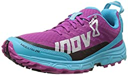 Inov-8 Women\'s Race Ultra 290 Trail Running Shoe, Purple/Blue, 7.5 B US