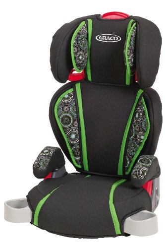 Graco Highback TurboBooster Car Seat, Spitfire.