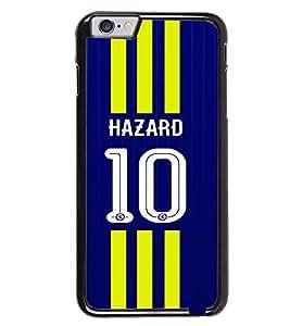 PRINTVISA Football Hazard Case Cover for Apple iPhone 6