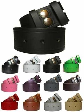 "Black Snap Fit Belt - Large (up to 41"" waist)"