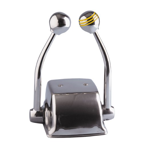 Ongaro Standard Control Arm Set w/Gold Throttle Knob & Plain Shift Knob (Throttle Shift Knob compare prices)