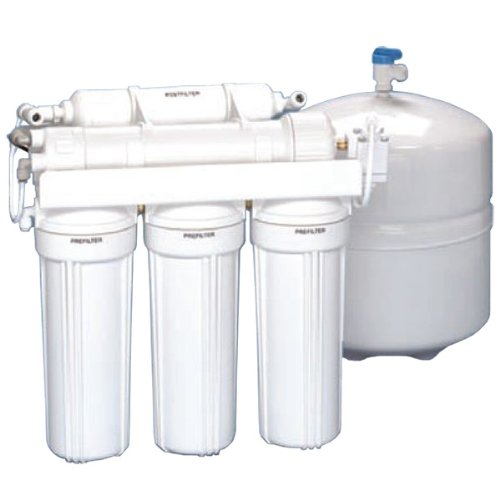 Puroline 5 Stage Reverse Osmosis System 150gpd W Booster
