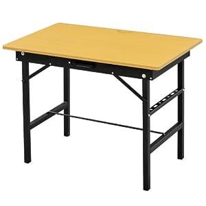 Tavolo da lavoro ripiegabile 100x60x75 cm fai - Tavolo da lavoro fai da te ...