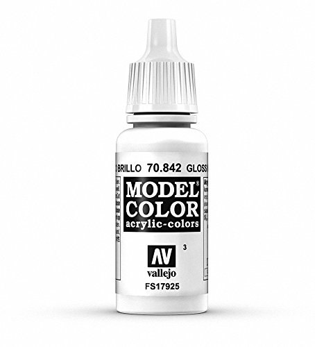 Vallejo Glossy White Paint, 17ml