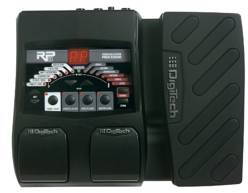 Digitech RP90 Modeling Guitar Processor