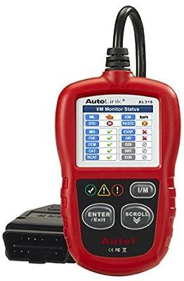 AutoLink® AL319, OBD II/EOBD Code Reader