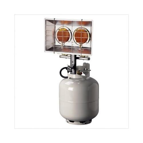 Mr Heater Double Burner Heater W Auto Ignition