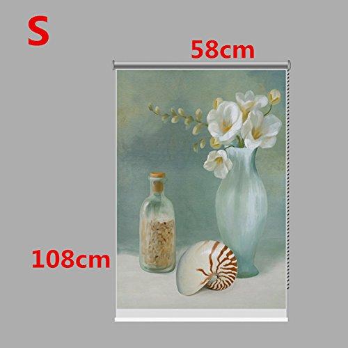 bluelover-pag-wall-decor-finestra-tenda-fiore-vaso-rullo-tapparelle-dipinto-di-stampa-tenda-a-rullo-