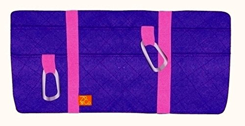 Zo&Co Kids Traveltote - Purple-Pink Onesize front-863512