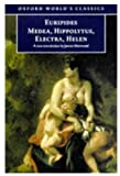 Medea and Other Plays (Oxford World's Classics) (0192824422) by Euripides