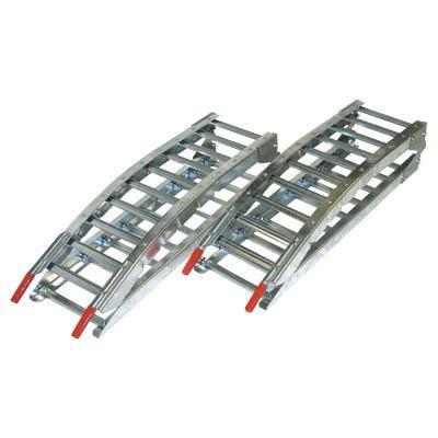 West Folding Arch Ramp Set- 1,400-Lb. Capacity, Model# 1224