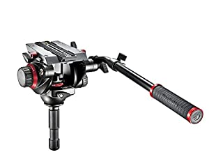 Manfrotto 504HD Rotule vidéo Charge max. 7,5 kg