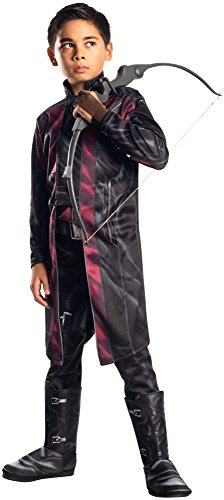 Rubie's Costume Avengers 2 Age of Ultron Child's Deluxe Hawkeye Costume, Medium