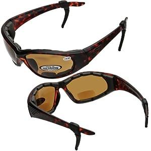 fa544f2e00bd www.cinemas93.org Rider II - POLARIZED Bifocal Sunglasses - EVA Foam Padded  Motorcycle