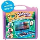 Crayola 32 piece Twistables Case