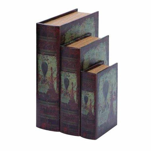 Paris Eiffel Tower Book Box front-664721