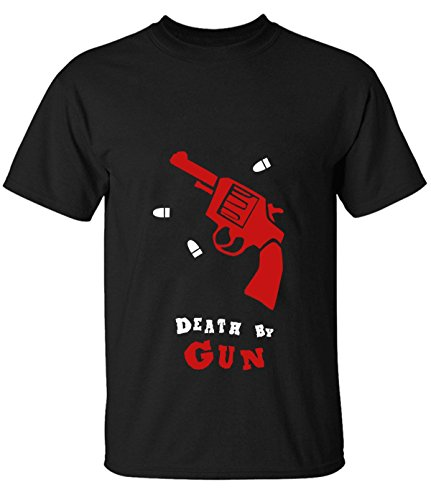 ReRabbit-death-by-gun-Tees-For-Men