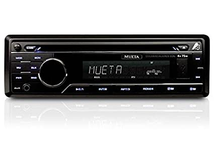 A4 - Autoradio CD/MP3/USB/SD